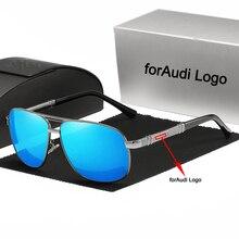 Men Car Polarized Sunglasses for Audi all models Fashionable Drive Fishing Sunglasses Comfortable Tr
