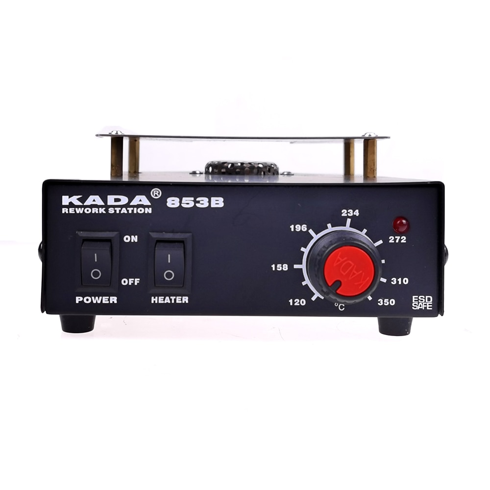 Preheating Station Desoldering Station BGA Rework Station Heating Station Compact And Precise Appearance 853B enlarge