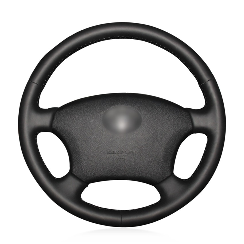 Оплетка на руль для Toyota Land Cruiser Prado 120, 2004-2009, Land Cruiser 1995-2007