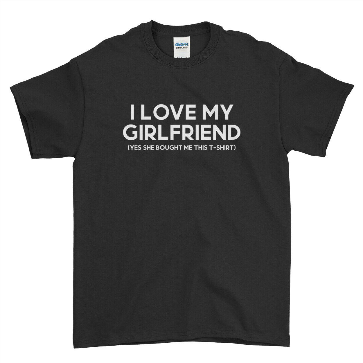 sorry ladies this guy is taken boyfriend t shirt relationship gifts for him anniversary t shirt gift from girlfriend I love My Girlfriend Yes She bought me this T-shirt Cute Girlfriend Mens T Shirt 2021 Summer  Casual  harajuku