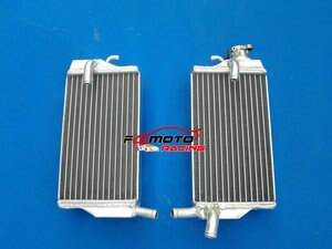 L&R Aluminum Radiator Cooling For Honda CR250 CR250R CR 250 CR 250R 02 03 04 2002 2003