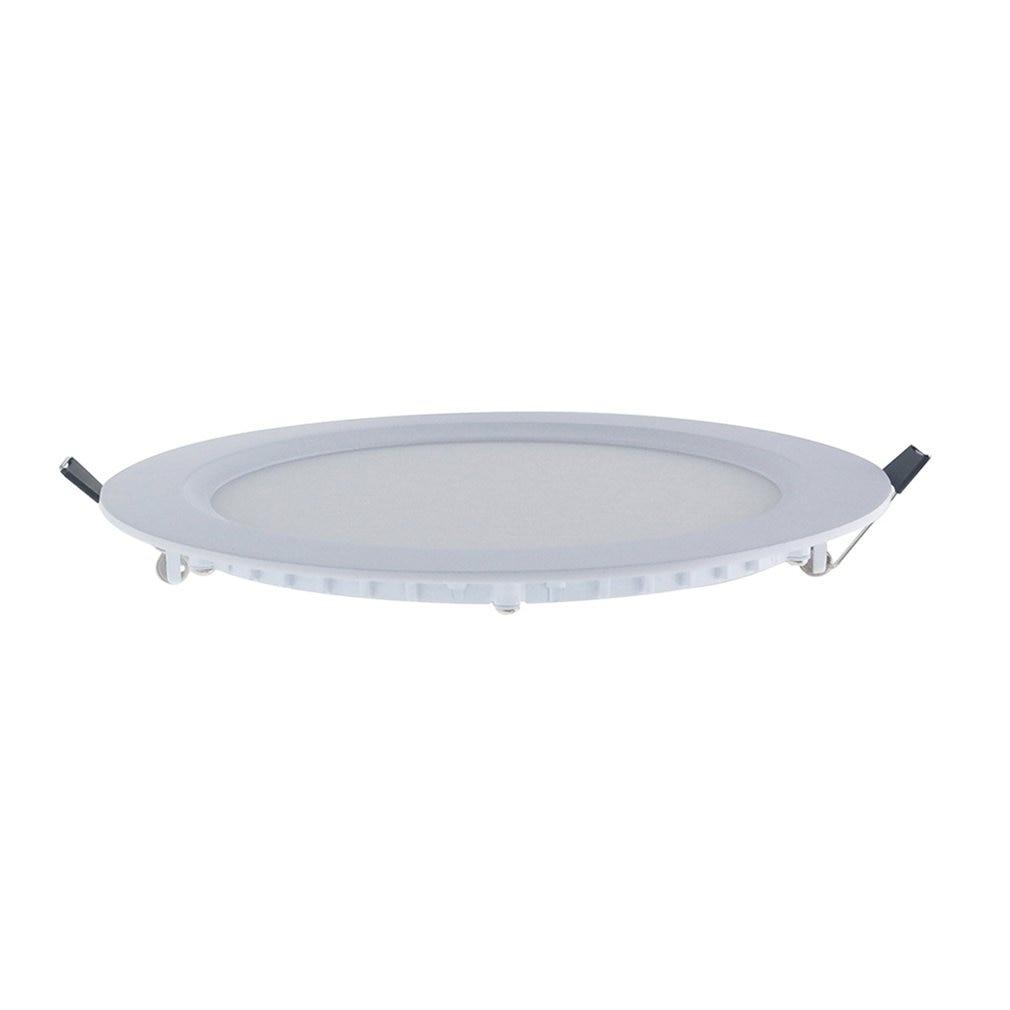 ICOCO высокое качество 3 Вт/6 Вт/9 Вт/12 Вт/15 Вт/18 Вт светодиодный круглый панельный светильник ультратонкая потолочная лампа акция продажа Пряма...