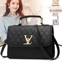 tote 2021 pu leather luxury handbags women bags designer crossbody bags women small messenger bag womens shoulder bag