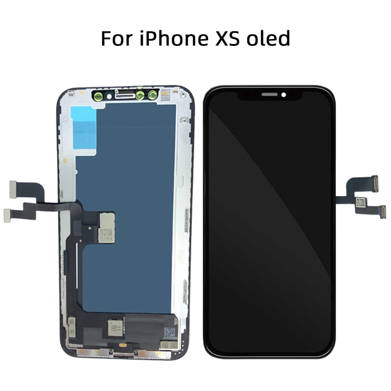 OLED For iPhone X XR XS Max LCD Display Screen Replacement For iPhone 11 Pro Max  With 3D Touch Assembly True Tone enlarge