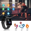 GandlEy F2 Watch Smartwatch Smart Watch Men Women Android IOS Bluetooth Smartwatch 2021 Passometer Smart Watch For Xiaomi 10