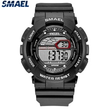 SMAEL Men Watches Multifunction Led Digital Watches Men Waterproof Military Sports Watches reloj hom