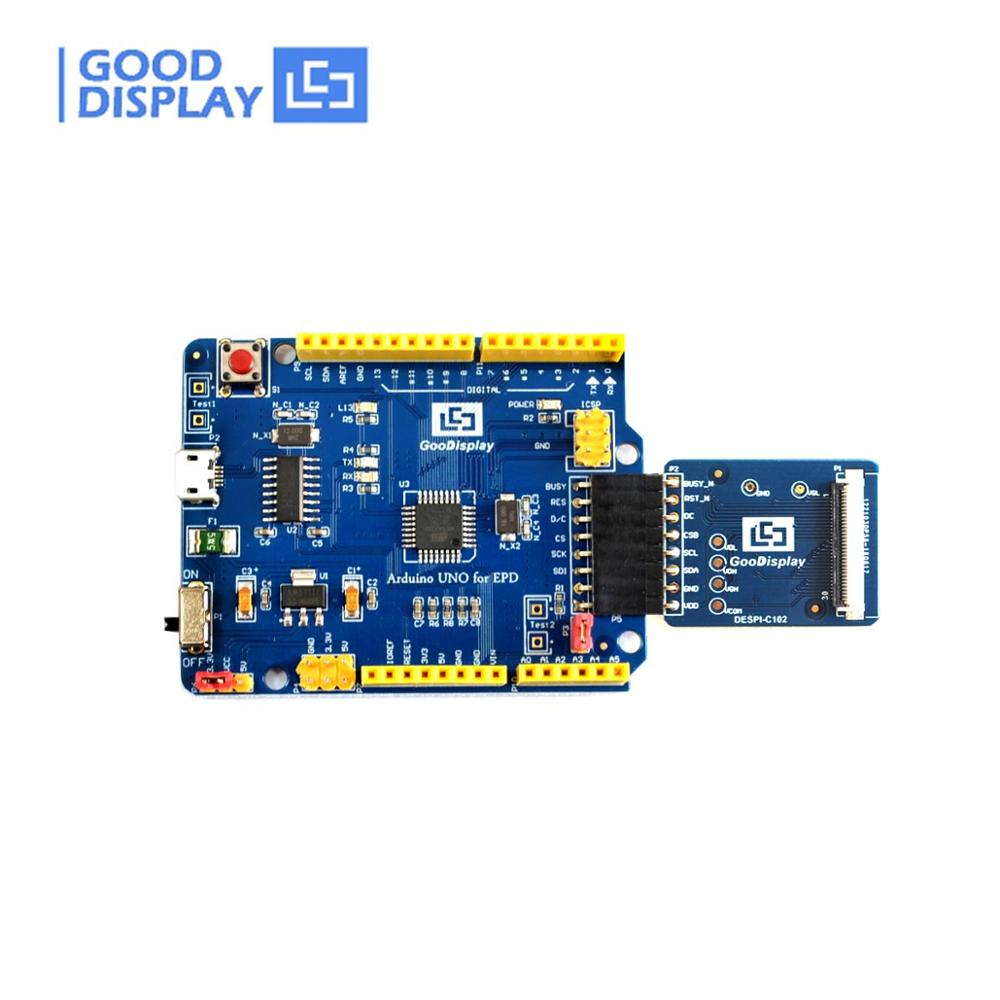 arduino-uno-kit-de-pantalla-de-e-paper-sombrero-para-pantalla-de-e-ink-dearduino-c102