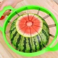 multifunctional steel watermelon slicer cutter fruit melon divider cutting tool artifact kitchen convenient accessories gadgets