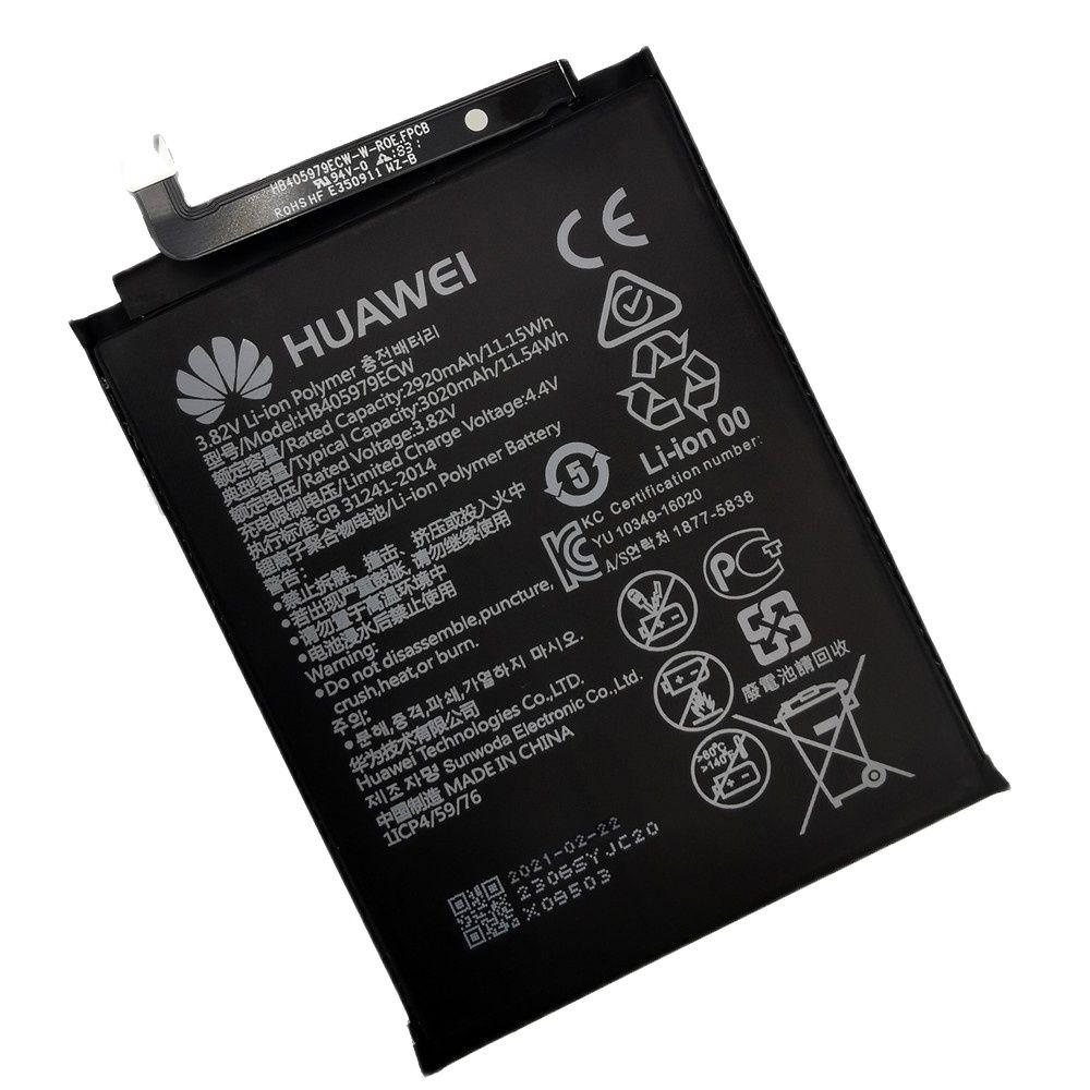 New 3020mAh HB405979ECW Battery For Huawei Nova 6A 7A 7S 8A DUA-L22 DUA-LX2 Nova Smart DIG-L01 DIG-L21 DIG-L21HN + Tools enlarge