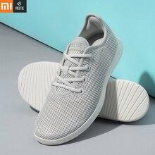 XIAomi MIJIA FREETIE loisirs chaussures légères respirant ventilé chaussures ville rafraîchissante course Sneaker pour hommes femmes