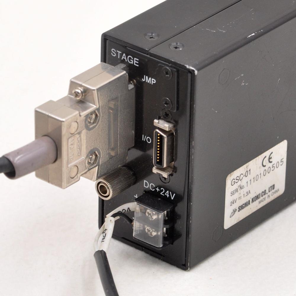 SIGMA KOKI GSC-01 5-phase stepper motor driver enlarge