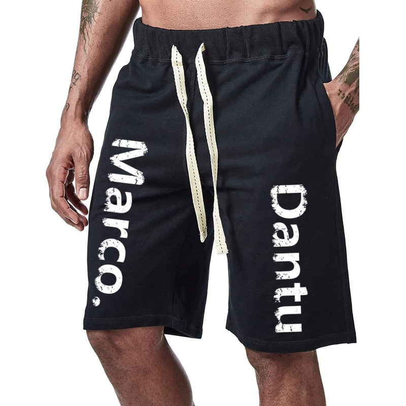 Шорты мужские для фитнеса, брендовые Пляжные штаны для бега, удобные спортивные штаны для отдыха и фитнеса, большой размер, лето