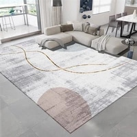 nordic luxury large area carpet living room coffee table mat bedroom carpet simple modern european mat can be customized