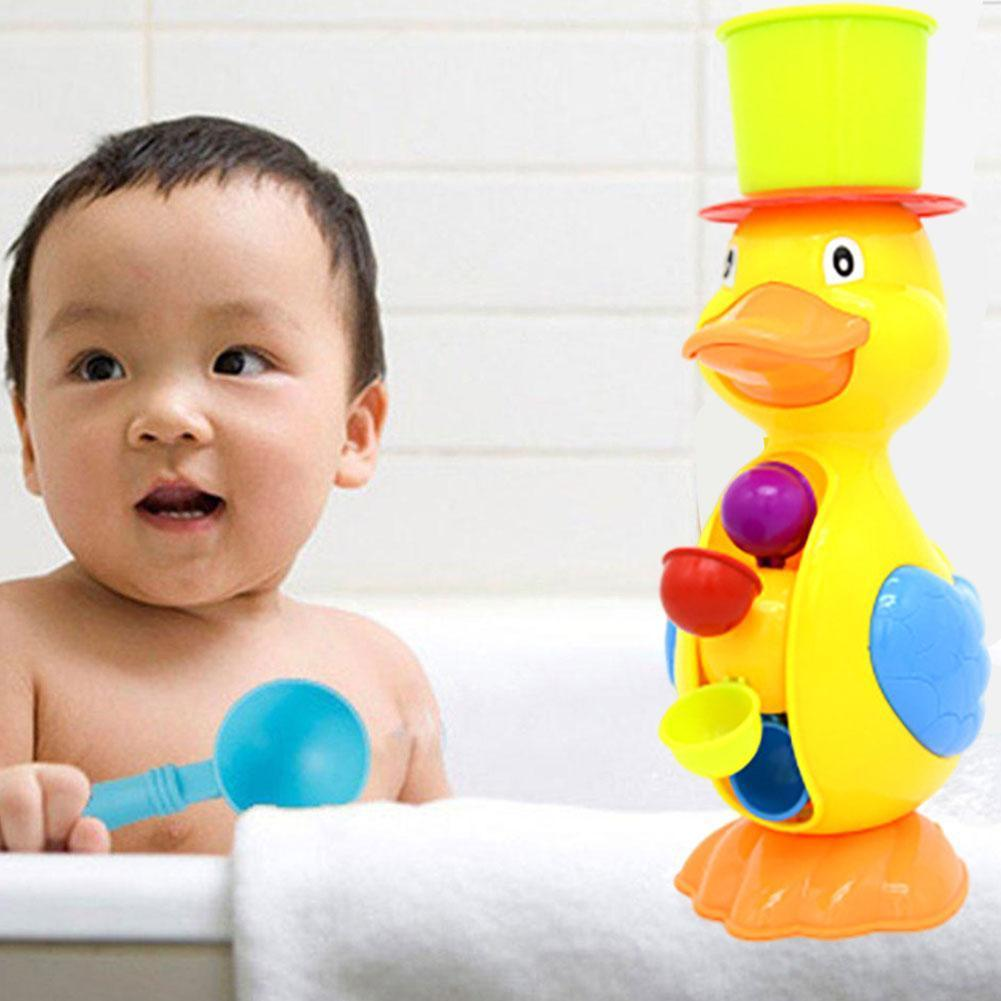 Детская игрушка, детская игрушка для мальчиков и девочек, большая желтая утка, водный круг, оптовая продажа