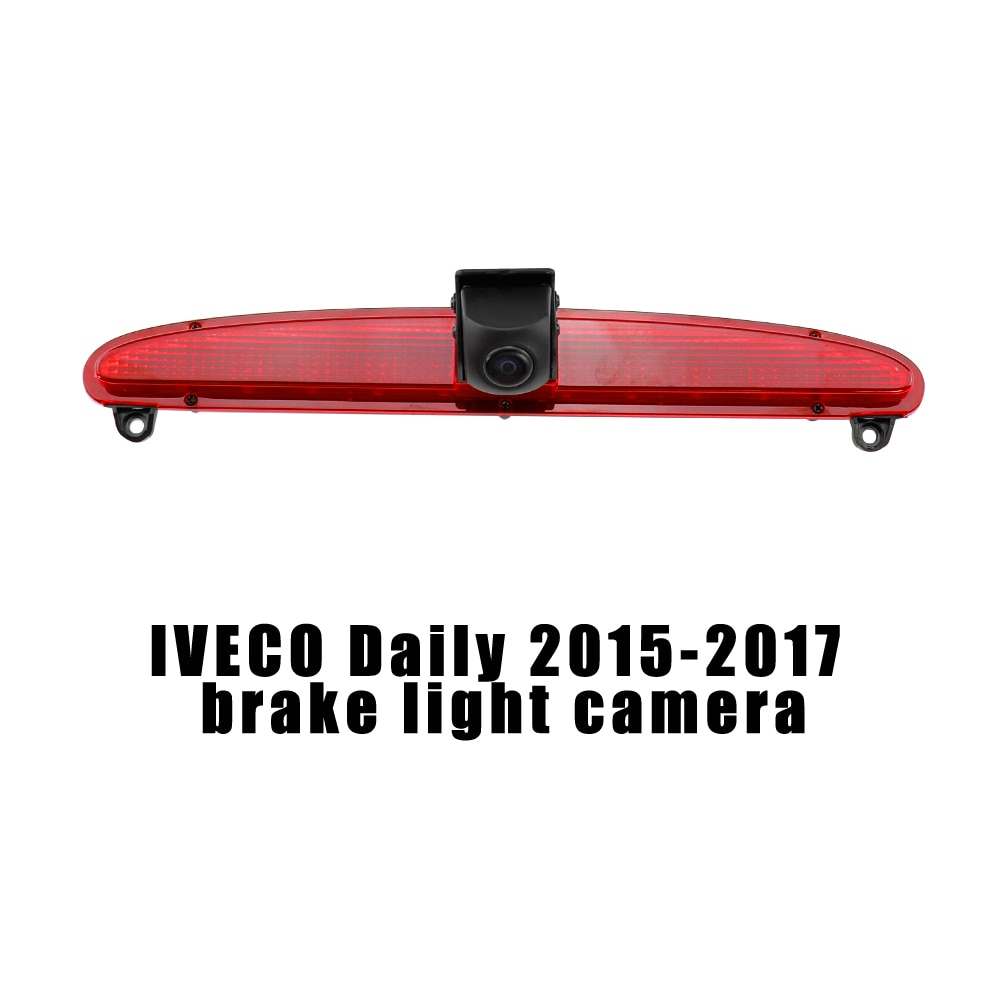 Brake Light Camera for IVECO Daily 2015-2017 Brake Light Camera 1/3 PC4089 with PAL/NSTC ,reference Line on/off Switch Function