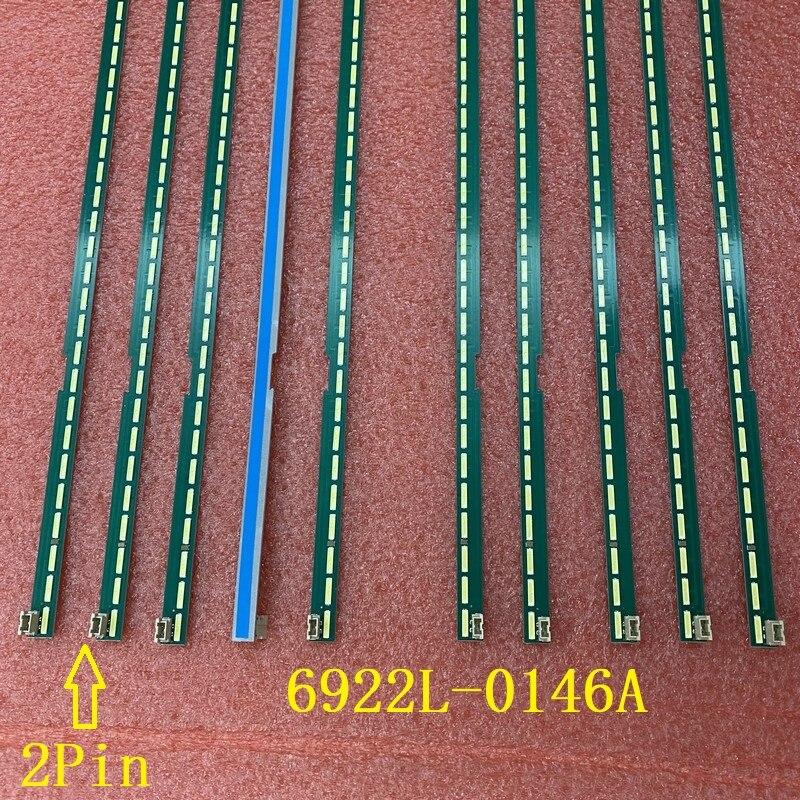 striscia-di-retroilluminazione-a-led-2-pezzi-per-lg-43uf680v-43-43-v155-art3-ud-r-l-lc43ege-fh-m1-6916l-2308a-2309a