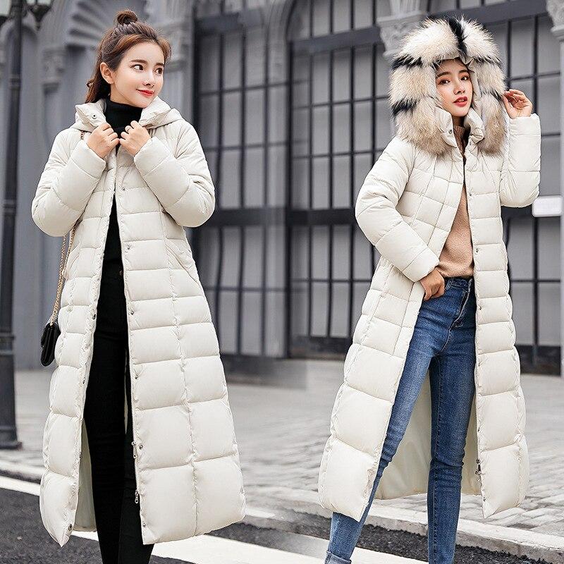 Женские зимние куртки, новые стили, стеганые куртки, длинный пуховик, пуховики, свободные и плотные парки пальто, стеганые куртки
