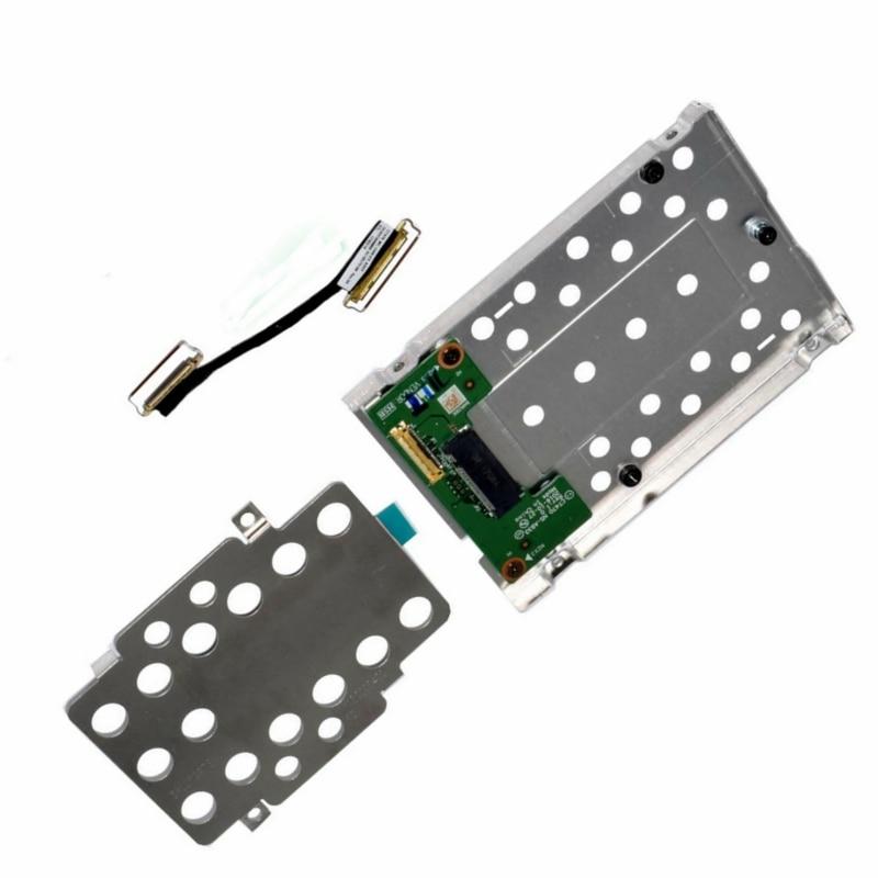 Новинка для Lenovo ThinkPad T470 T480 SSD HDD NVMe M.2 адаптер Caddy & cable 01AX994 00UR496 02DL692