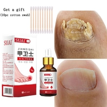 Nail Fungal Treatment Feet Care Essence Nail Foot Whitening Toe Nail Fungus Removal Gel Anti Infecti