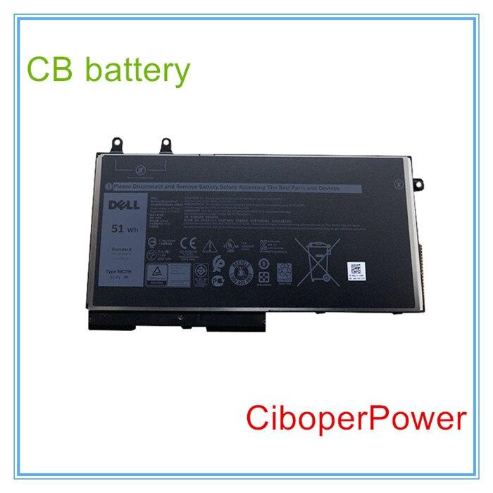 Batería de calidad Original para portátil R8D7N (11,4 V 51Wh 4500 mAh)...