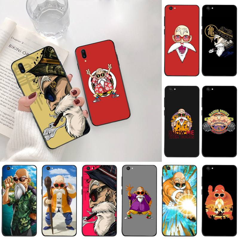 CUTEWANAN Sennin Muten-Roshi Master Kame роскошный уникальный чехол для телефона Vivo Y91c Y17 Y51 Y67 Y55 Y93 Y81S Y19 V17 vivo s5
