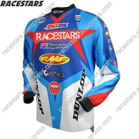 racestars 2020 maillot ciclismo moto jersey dh motocross jersey bicycle mx mtb spexcel off road mountain bike downhill jersey