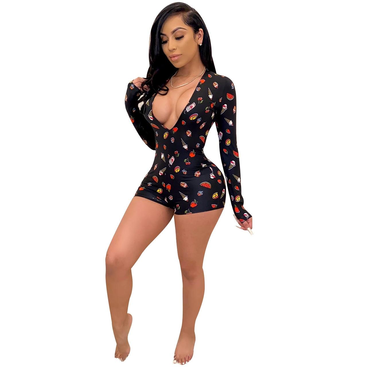 Осень 2020 одежда для сна Женская бархатная плюшевая Пижама цельный белый топ с