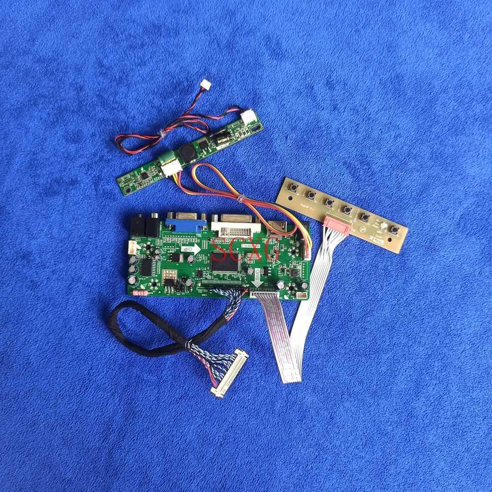 1366*768 عدة تناسب DV185WHM/HM185WX1/HT185WX1/HT185WXB VGA DVI HDMI متوافق مع 30 دبوس LVDS مصفوفة WLED M.NT68676 لوحة تحكم