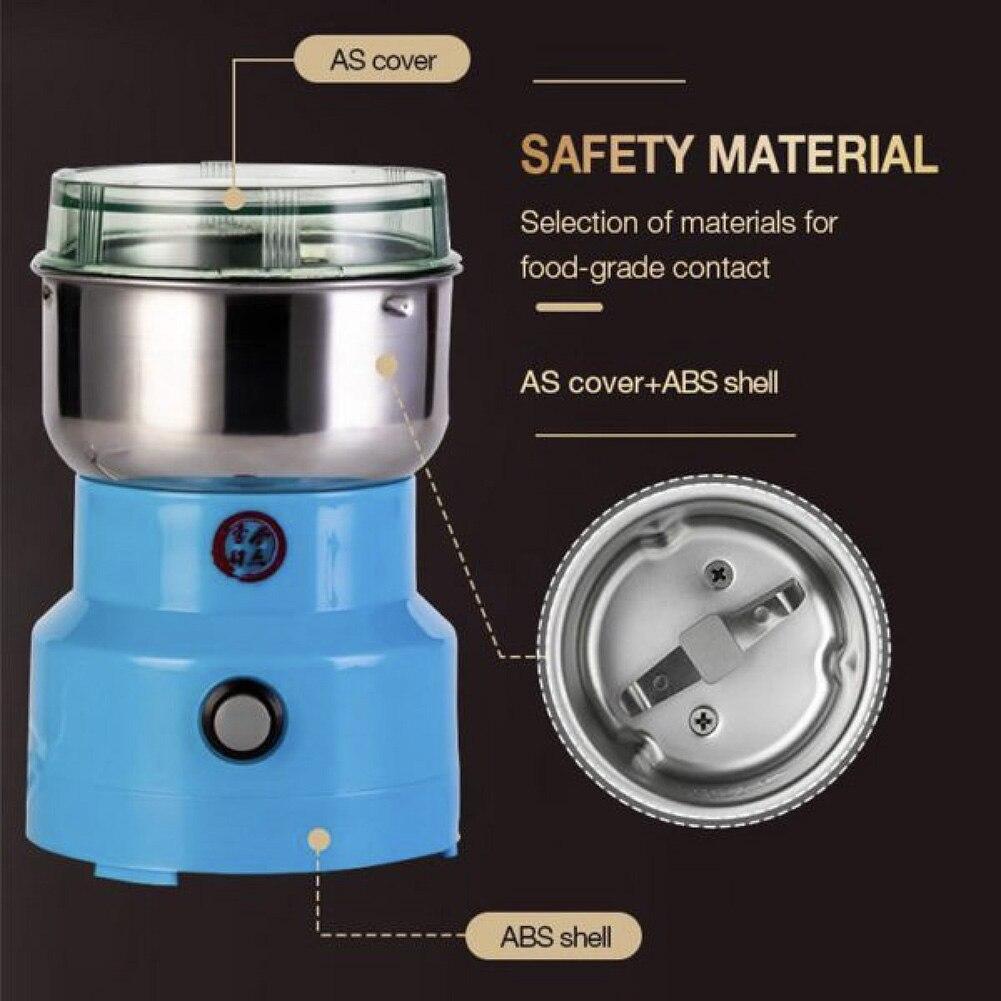 Multifunción Smash máquina de café condimentos eléctrico de la máquina de fresado de WXV venta