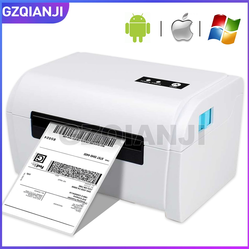Desktop 4 inch waybills label Bar Code printer amazon aliexpress FBA DHL UPS Fedex label shipping Logistics printer Barcode Prin