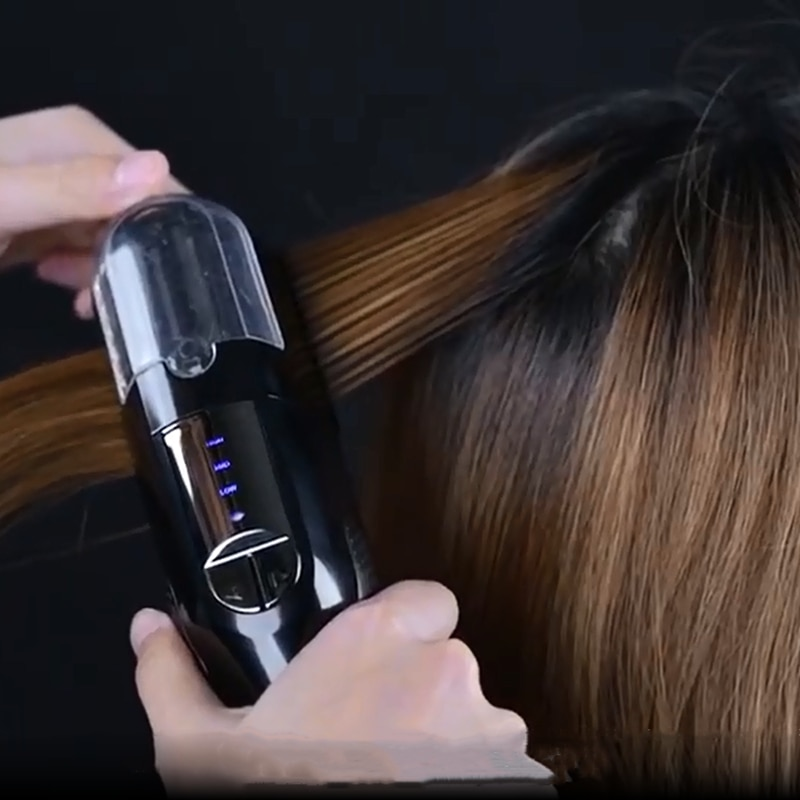 Cordless Split End Hair Trimmer for Men and Women Includes Fixed 1/4