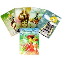 2021 new dreaming way lenormand tarot cards and pdf guidance divination deck entertainment parties board game 36 pcsbox