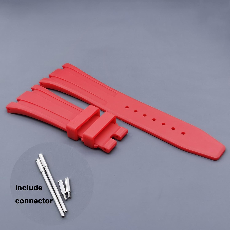 Casioak NEW GA2100 4th Generation Mod Watchband for GA2100/2110 Metal Bezel Bracelet Case Rubber Watchstrap with screws tools enlarge