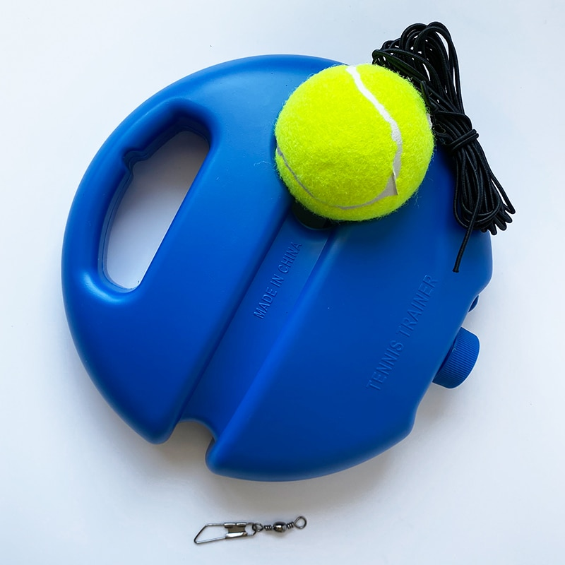 Tennis Balls Training Tool Heavy Duty Aids Base with Elastic Rope Ball Accessories Sports balls