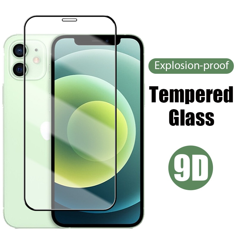 Protective Glass Iphone 12 Mini on Iphone 11 Glass Screen Protector  Iphone 7 Iphone X XR XS Max Pro