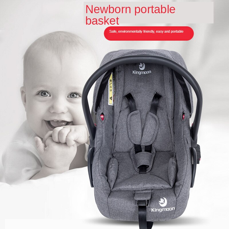 Baby Stroller 3 in 1 With Car Seat Baby Bassinet High Landscope Folding Baby Carriage Prams For Newborns Landscape 4 in 1