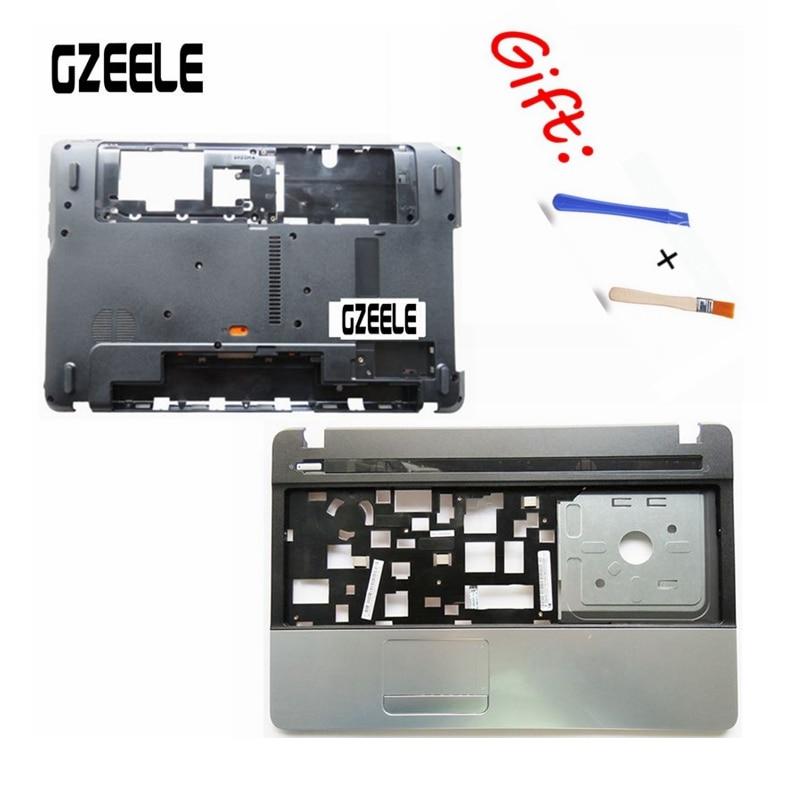 NEUE fall abdeckung Für Acer Aspire E1-571 E1-571G E1-521 E1-531 Palmrest ABDECKUNG/bottom Basis Abdeckung AP0NN000100