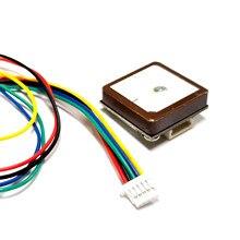 Nouvelle antenne du module GNSS GPS Galileo BEI   solution de puce neo-m8n, conception intégrée du Module dantenne, niveau UART TTL