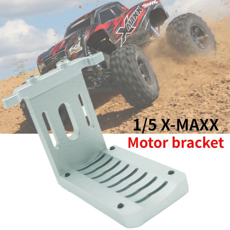 CNC Alloy Adjustable Motor Mount for 1/5 TRAXXS X-MAXX XMAXX 8S MONSTERTRUCK RC CAR Parts