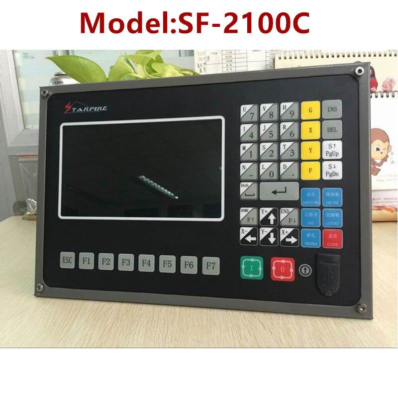 Sistema sf2100c das peças da máquina de corte do cnc do sistema do cnc de 2 eixos SF-2100C