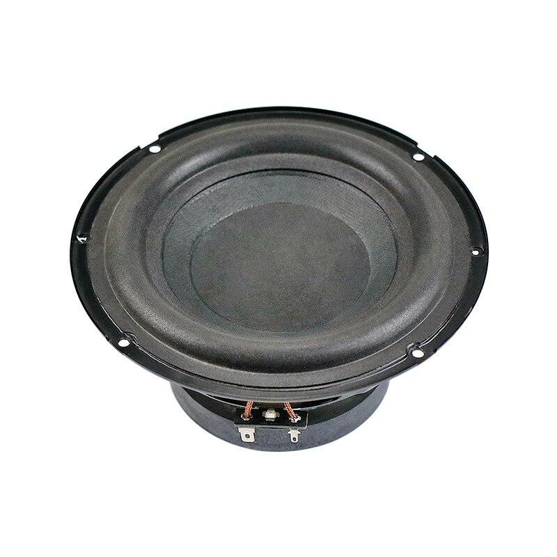 GHXAMP 6.5 مضخم صوت 4OHM باس المتكلم مع كبير فقاعة حافة الصوت مكبر الصوت وحدة 50 واط 100 واط 1 قطعة