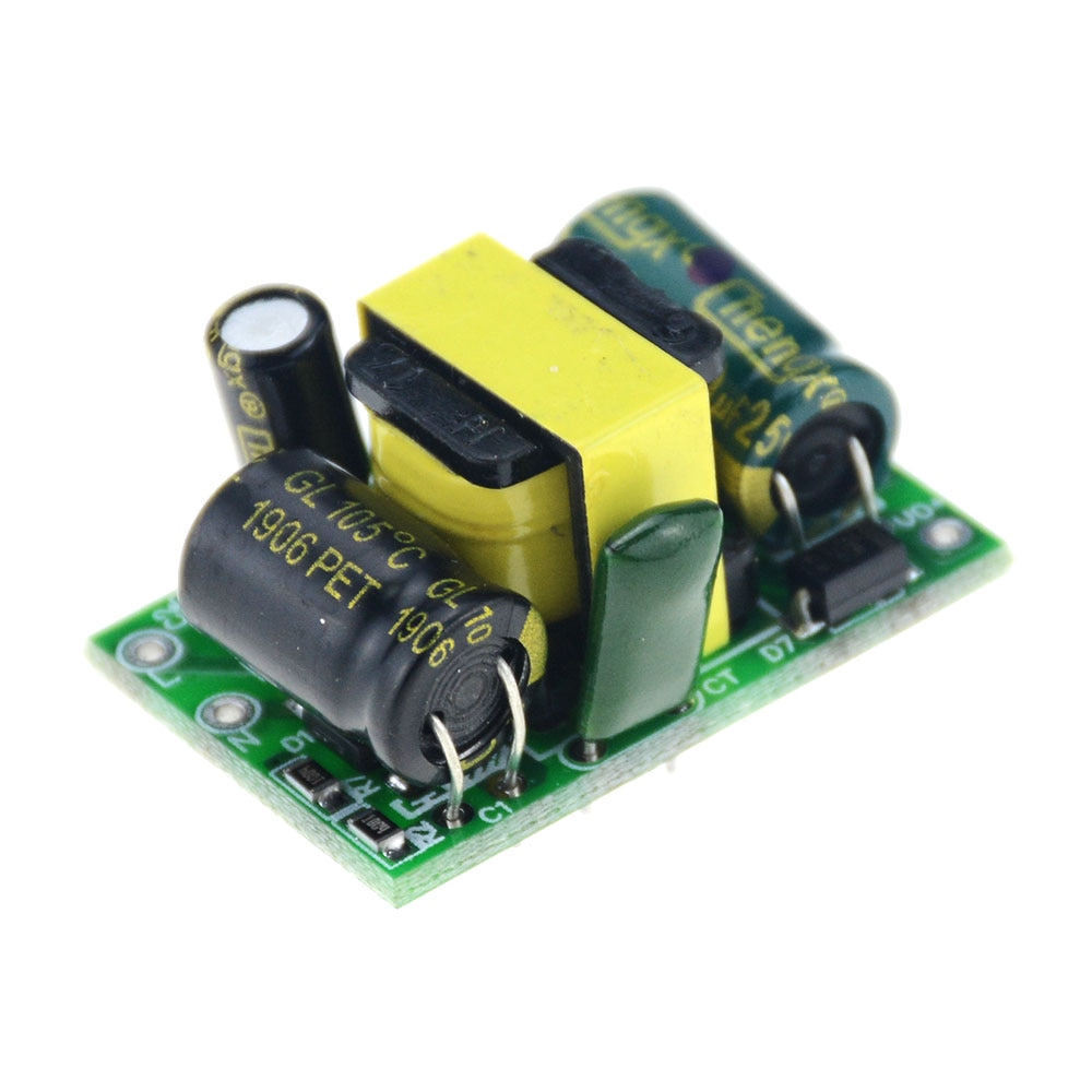 1PCS 12V 400mA (4,5 W) schaltnetzteil Modul LED Spannung Regler Modul AC DC Step-Down Buck Modul 220V wiederum 12V