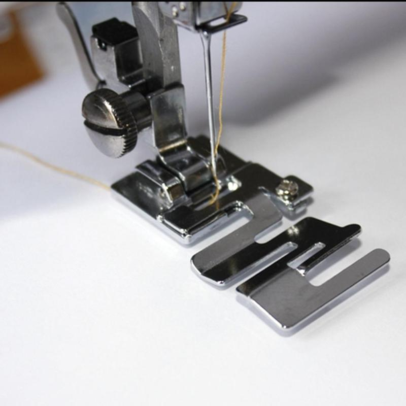 1PC Elastic Cord Band Fabric Stretch Domestic Sewing Machine Foot Presser Sewing Machine Accessories