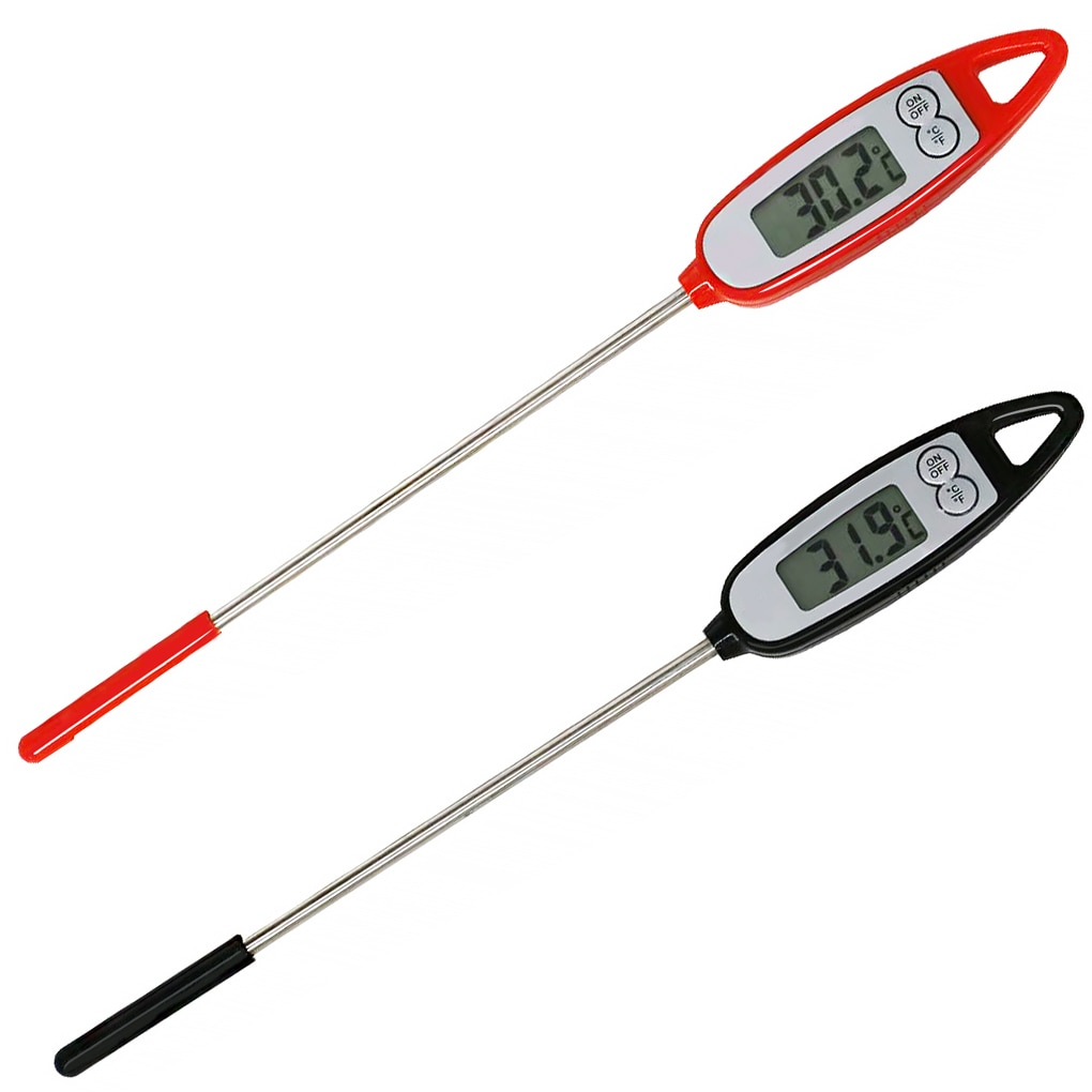 Digital Cooking Temperature Probe Meter Barbeque LCD Display Meat Food Thermometer Kitchen Tool Food Thermometer