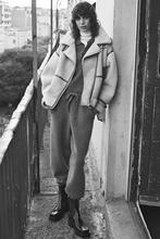 Nouveau automne/hiver 2020 Patchwork veste veste agneaux laine manteau