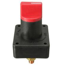 Batterie Schalter Trennen Sie Schalter Dreh Isolator Cut OFF Schalter für Auto Boot Marine Van Lkw Rv ATV Caravan (typ J 1 stücke)