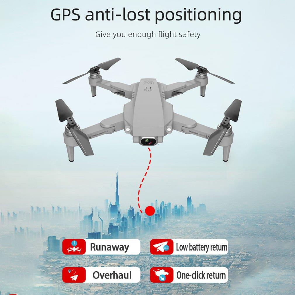Gps Drone LU1 PRO With HD 4K Camera Professional 3000m Image Transmission Brushless Foldable Quadcopter RC Dron For Kids Gift enlarge