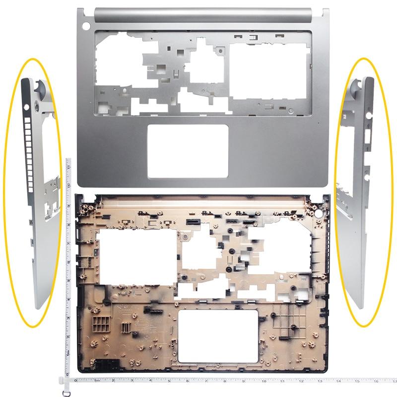 جديد لينوفو ل ينوفو S400 S405 S410 S415 C قذيفة لوحة المفاتيح مدي Palmrest غطاء دون لوحة اللمس و غطاء سفلي الفضة
