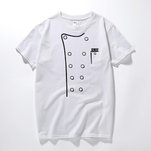 New Funny CHEF WHITES Kitchen Cooking Gift T Shirt Men Funny Tshirt Man Clothing Short Sleeve Camisetas oversized plus size