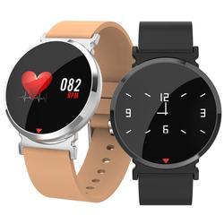 E28 masculino esporte pedômetro relógio inteligente ip68 à prova dip68 água rastreador de fitness monitor de freqüência cardíaca relógio feminino tela toque smartwatch